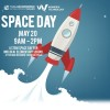 Space Day Maui – May 20 Download Flyer Time: 9:00am – 2:00pm Location: Maui Research Technology Park